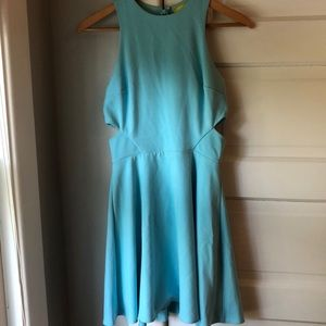 Nordstrom light blue dress